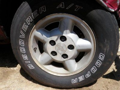 Sell 95 CHEVROLET BLAZER S10/JIMMY S15 15X7 5 SLOT OEM ALLOY WHEEL OPT N90 132808(4) motorcycle in Higganum, Connecticut, US, for US $83.99