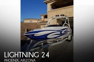 2006 Lightning 24