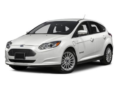 2015 Ford Focus Electric (Off White)