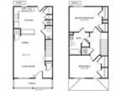 Cascade Village - Two BR 1.5 BA Townhome