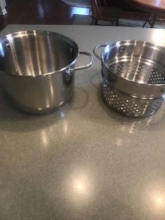 Tools Of The Trade Stainless Steel 8 Quart 2 piece set