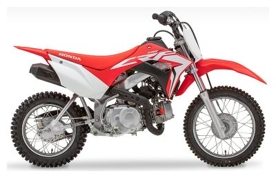 2020 Honda CRF110F Motorcycle Off Road Petaluma, CA