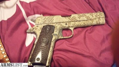 For Sale: Copperhead 1911