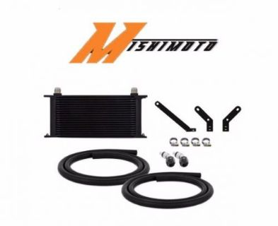 Sell Mishimoto Transmission Cooler For 2015+ WRX CVT -BLACK motorcycle in Hendersonville, Tennessee, United States, for US $297.50