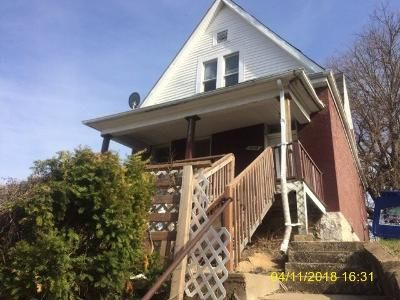 2 Bed 1 Bath Foreclosure Property in Saint Louis, MO 63136 - Summit Pl