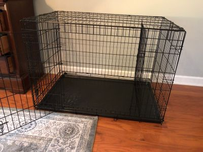 X Large Dog Crate- new