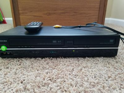 Best Offer ~ Toshiba SD-V296 DVD Player/VCR Combo, Progressive Scan Dolby Digital Remote Cont.