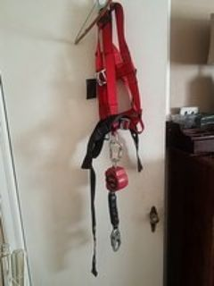 Self Retracting Lifeline@Harness