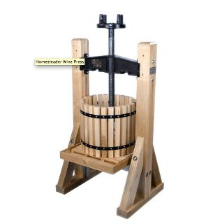 ISO: Apple Press/ Juicer for Rent