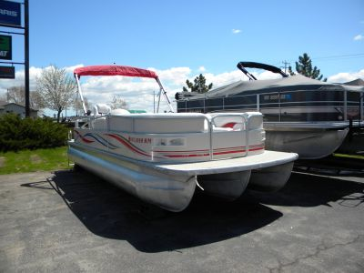 2008 Misty Harbor 2285GM Grand Mistique Pontoon Boats Kaukauna, WI