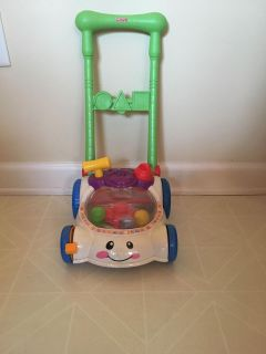 Fisher Price Laugh & Learn Lawn Mower
