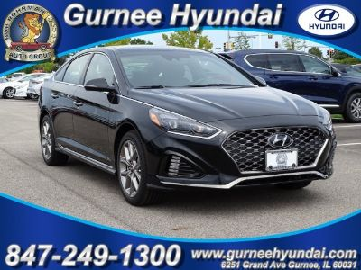 2019 Hyundai Sonata Limited (Phantom Black)