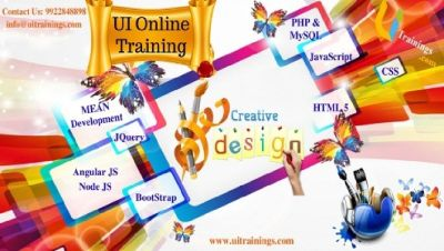 UI Developer Online Training in Pune, UI Training in Pune