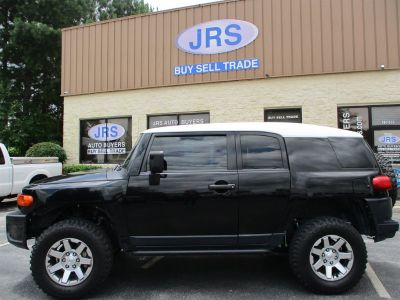 2007 Toyota FJ Cruiser Base (Black)