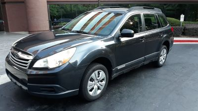 2011 Subaru Outback 2.5i (Grey)