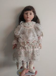 Porcelain Doll--Collector's Item