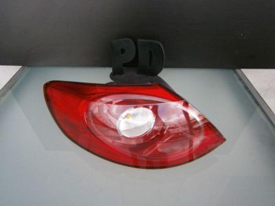 Purchase 2009-2010 VW PASSAT CC LH DRIVER TAIL LIGHT ASSEMBLY P.D.FL OEM / WARRANTY motorcycle in North Miami Beach, Florida, US, for US $99.98