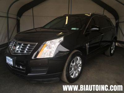 2014 Cadillac SRX Luxury Collection (Black)