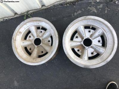 Cal Parts wheels15X6