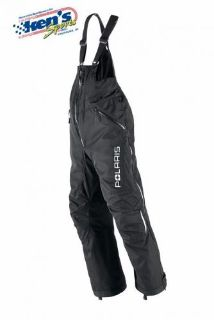 Sell POLARIS Men's Black PRO GORE-TEX WATERPROOF Snowmobile Bibs / Pants 2865007_ motorcycle in Kaukauna, Wisconsin, United States, for US $194.99