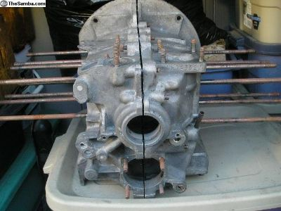 engine case / block