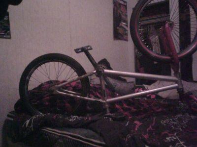 D.K Cygnus Bmx Bike