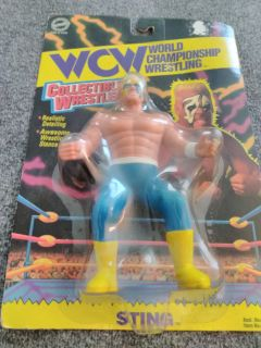 Sting WCW by Toymakers
