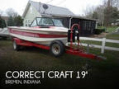 Correct Craft - Barefoot Nautique 2001