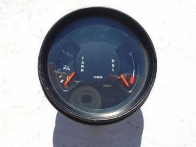 Sell PORSCHE 911 GAS FUEL OEL OIL COMBO GAUGE TANK 91164120229 VDO S 911S CARRERA motorcycle in Los Angeles, California, United States, for US $195.00