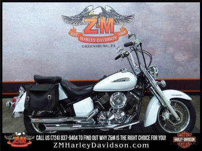 2008 Yamaha V Star 1100 Classic Cruiser Motorcycles Greensburg, PA