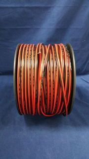 Buy 14 GAUGE 200 FT RED BLACK ZIP WIRE AWG CABLE POWER GROUND STRANDED COPPER CAR motorcycle in Mulberry, Florida, United States, for US $55.95