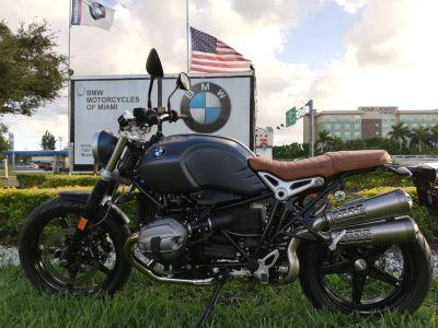 2019 BMW R nineT Scrambler Cruiser Motorcycles Miami, FL