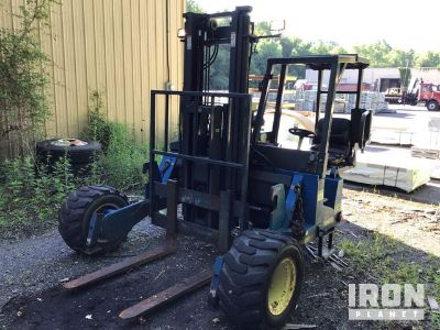 2006 Princeton E2-3RX Truck Mounted Forklift