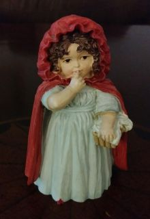 Little Red Riding Hood Collectible Figurine