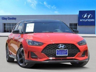 2019 Hyundai Veloster Turbo Ultimate (Racing Red)