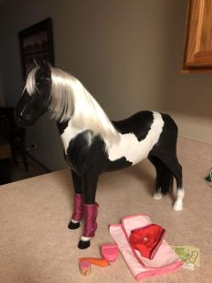 Beautiful Horse for 18 doll or American Girl