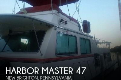 1985 Harbor Master 47