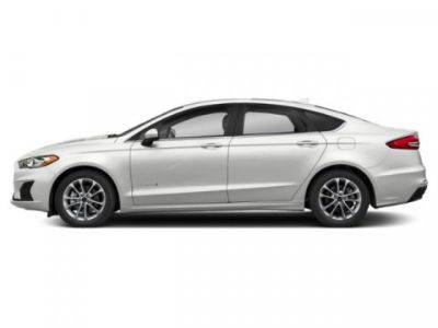 2019 Ford Fusion Hybrid SEL (Oxford White)