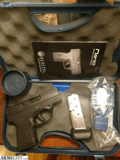 For Sale/Trade: /// BERETTA NANO 9mm ///