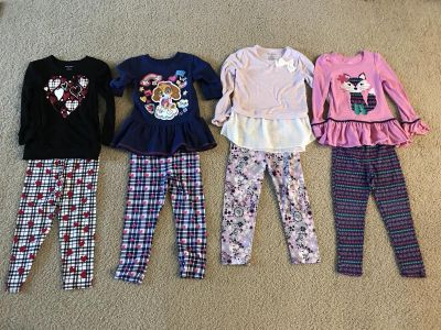 Outfits - Size 5/5T