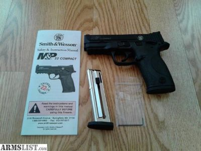 For Sale: Smith & Wesson MP22 Compact