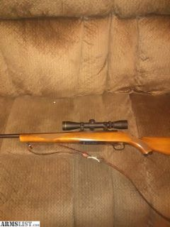 For Sale: Ruger M77 .22 Hornet w/ Leupold Scope