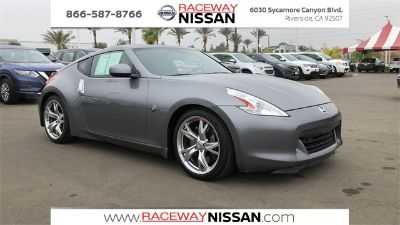 2011 Nissan 370Z Base (Gun Metallic)
