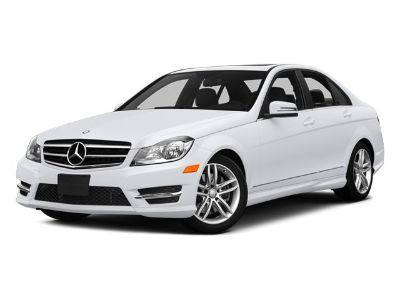 2014 Mercedes-Benz C-Class C300 4MATIC Luxury (Lunar Blue Metallic)