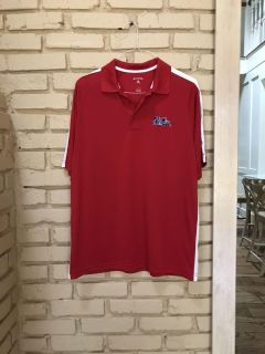 Ole Miss Athletic Polo (L)