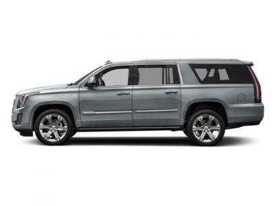 2018 Cadillac Escalade ESV Premium (Satin Steel Metallic)