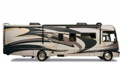 By Owner! 2011 36 ft. Itasca Suncruiser w/3 slides