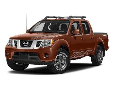 2018 Nissan Frontier SE V6 (Gun Metallic)