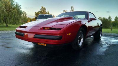 1985 Firebird roller
