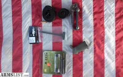 For Sale: AR / AR15 parts lot #1